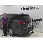 Swagman  Hitch Bike Racks Review - 2016 Kia Sedona
