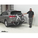 Swagman  Hitch Bike Racks Review - 2016 Kia Sorento