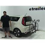 Swagman  Hitch Bike Racks Review - 2016 Kia Soul