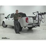 Swagman  Hitch Bike Racks Review - 2016 Nissan Frontier