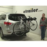 Swagman  Hitch Bike Racks Review - 2016 Nissan Pathfinder