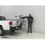 Swagman  Hitch Bike Racks Review - 2016 Toyota Tacoma