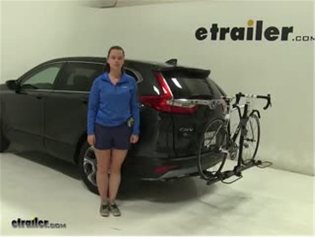 review swagman hitch bike racks 2017 honda cr v s64650_644 swagman hitch bike racks review 2017 honda cr v video etrailer com 2017 honda crv trailer wiring harness at edmiracle.co