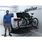 Swagman  Hitch Bike Racks Review - 2017 Jeep Grand Cherokee