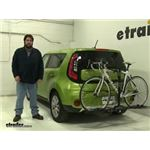 Swagman  Hitch Bike Racks Review - 2017 Kia Soul