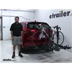 Swagman  Hitch Bike Racks Review - 2017 Mazda CX-5