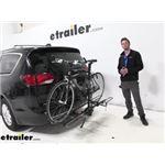 Swagman Hitch Bike Racks Review - 2020 Chrysler Pacifica