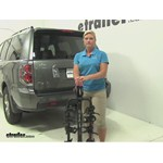 Swagman Titan Hitch Bike Racks Review - 2007 Honda Pilot