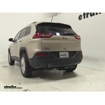 Swagman Titan Hitch Bike Racks Review - 2014 Jeep Cherokee
