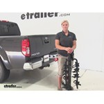 Swagman Titan Hitch Bike Racks Review - 2014 Nissan Frontier