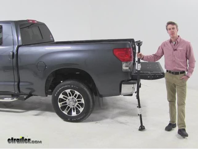 Swagman Pick Up Truck Bed Bike Racks Review   2008 Toyota Tundra