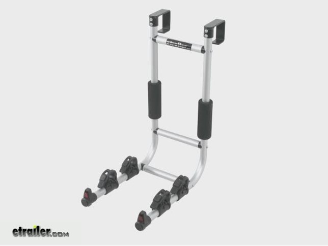 Swagman 2-Bike RV Ladder Rack