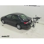 Swagman Titan Hitch Bike Rack Review - 2013 Toyota Corolla