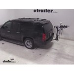 Swagman Titan Hitch Bike Rack Review - 2007 Chevrolet Suburban