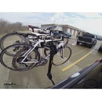 Swagman Titan Hitch Bike Rack Review - 2014 Ford Expedition