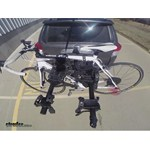 Swagman Titan Hitch Bike Rack Review - 2014 Nissan Pathfinder