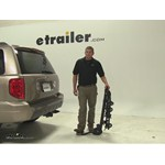Swagman Titan Hitch Bike Racks Review - 2003 Honda Pilot