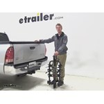 Swagman Titan Hitch Bike Racks Review - 2006 Toyota Tacoma