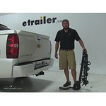 Swagman Titan Hitch Bike Racks Review - 2011 Chevrolet Avalanche
