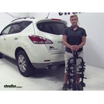 Swagman Titan Hitch Bike Racks Review - 2011 Nissan Murano