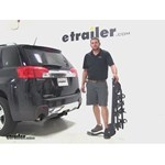 Swagman Titan Hitch Bike Racks Review - 2014 GMC Terrain