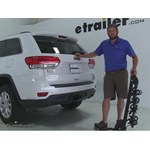 Swagman Titan Hitch Bike Racks Review - 2014 Jeep Grand Cherokee