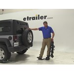 Swagman Titan Hitch Bike Racks Review - 2014 Jeep Wrangler Unlimited