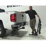 Swagman Titan Hitch Bike Racks Review - 2015 Chevrolet Silverado 1500
