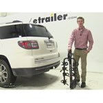 Swagman Titan Hitch Bike Racks Review - 2015 GMC Acadia