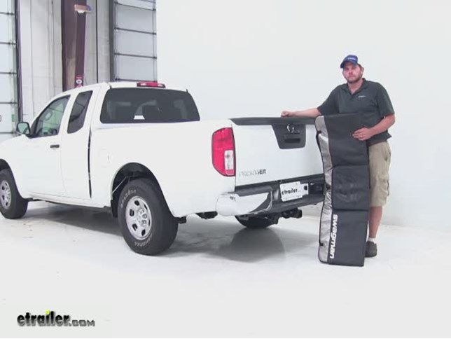 Nissan Frontier Truck Bed Bike Rack