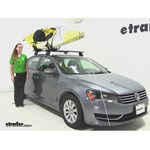 Swagman  Watersport Carriers Review - 2015 Volkswagen Passat