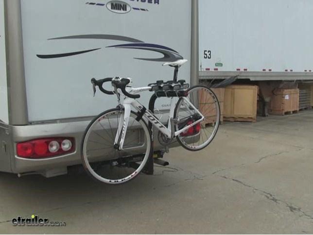 Swagman Xp Hitch Bike Rack Review Video