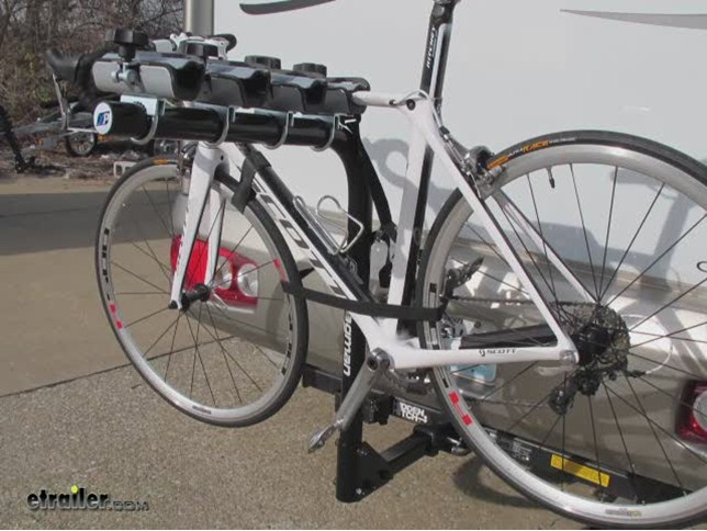 Recommended Hitch Mount 4 Bike Carrier For Use On Rv