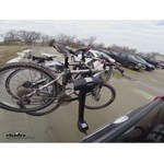 Swagman XTC2 Wheel Mount Hitch Bike Rack Review - 2014 Ford Expedition