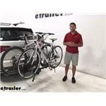 Swagman XTC-2 TILT 2-Bike Platform Rack Review