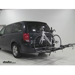 Swagman XTC4 Hitch Bike Racks Review - 2013 Dodge Grand Caravan