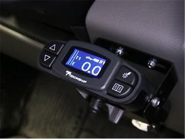 Tekonsha Brake Controller >> Tekonsha Prodigy P3 Trailer Brake Controller 1 To 4 Axles Proportional