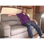 Video review thomas payne destination trifold rv loveseat 195 000059