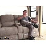 Video review thomas payne heritage dual reclining rv loveseat with console 195 087 088 086