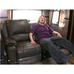 Video review thomas payne seismic dual power reclining rv loveseat 195 000094 095