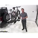Thule Bike Rack Access Swing Away Hitch Extender Review and Installation