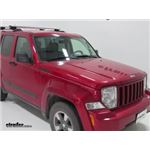 Thule Roof Rack Review - 2008 Jeep Liberty