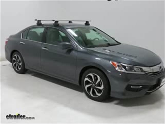 Honda Accord Roof Pack Thule Roof Rack Fit Kit For