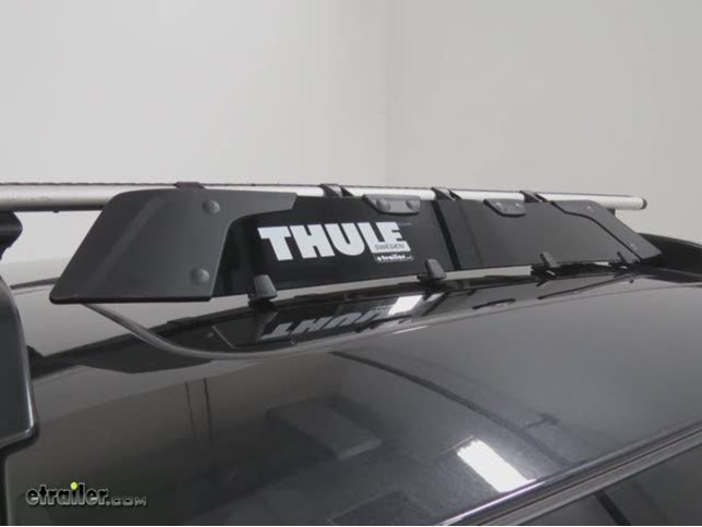 Thule Airscreen Fairing For Roof Racks 44 Quot Long Thule