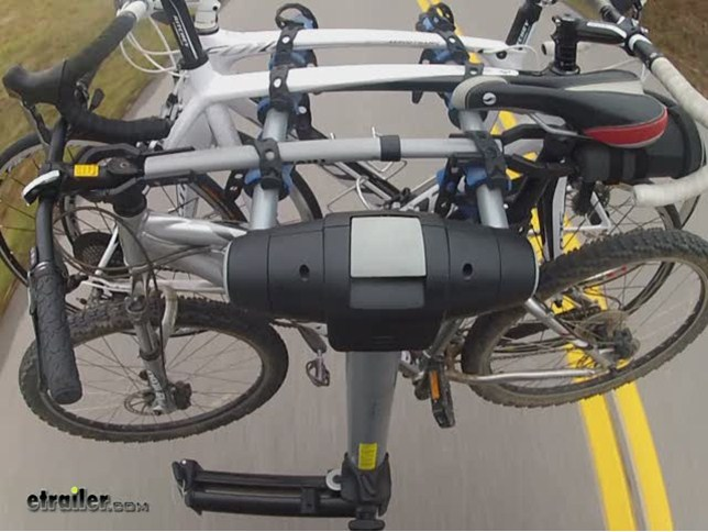 thule apex swing away bike rack