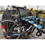 Thule Apex 5 Hitch Bike Rack Review