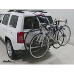 Video review thule archway bike rack th9010xt
