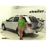 Thule Archway Trunk Bike Racks Review - 2010 Jeep Grand Cherokee