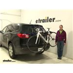 Thule Archway Trunk Bike Racks Review - 2011 Chevrolet Traverse