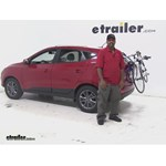 Thule Archway Trunk Bike Racks Review - 2015 Hyundai Tucson